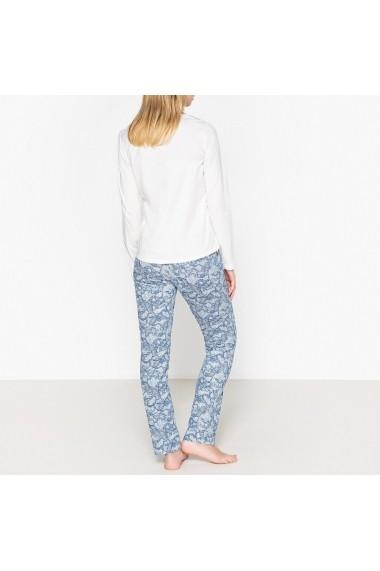 Pijama La Redoute Collections GEW542 albastru