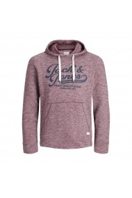 Hanorac JACK & JONES GFP286 bordo - els