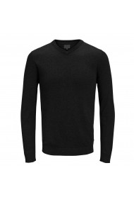 Pulover JACK & JONES GFM208 negru