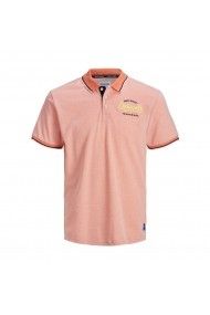 Tricou Polo JACK & JONES GGO313 portocaliu