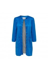 Jacheta ONLY GGB016 albastru