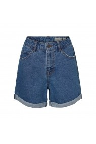 Pantaloni scurti VERO MODA GGB647 albastru