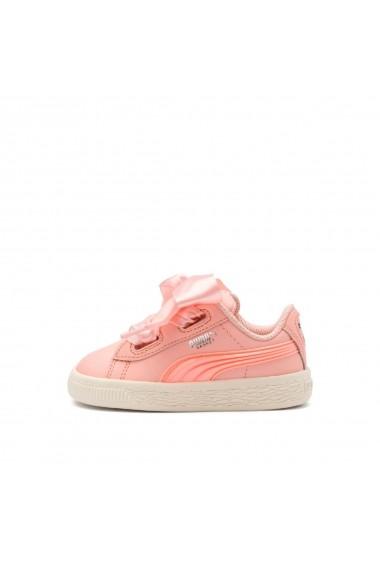 Pantofi sport Puma GGB454 portocaliu
