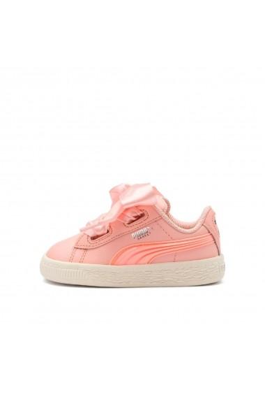 Pantofi sport Puma GGB506 portocaliu
