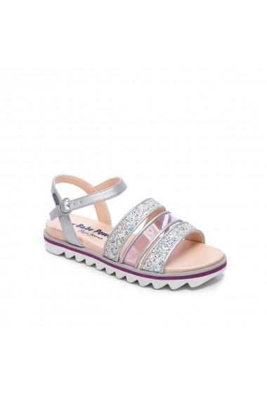 Sandale PEPE JEANS GGM677 argintiu