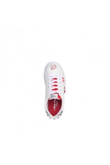 Pantofi sport PEPE JEANS GGL686 alb