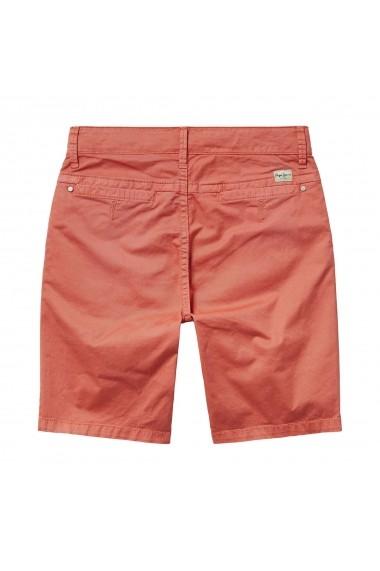 Pantaloni scurti PEPE JEANS GGG778 corai
