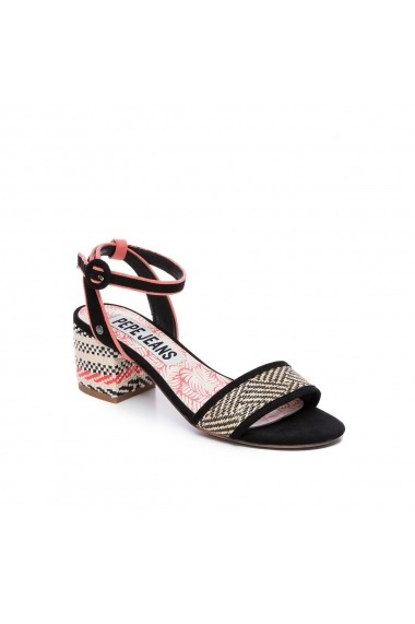 Sandale PEPE JEANS GGM710 negru - els
