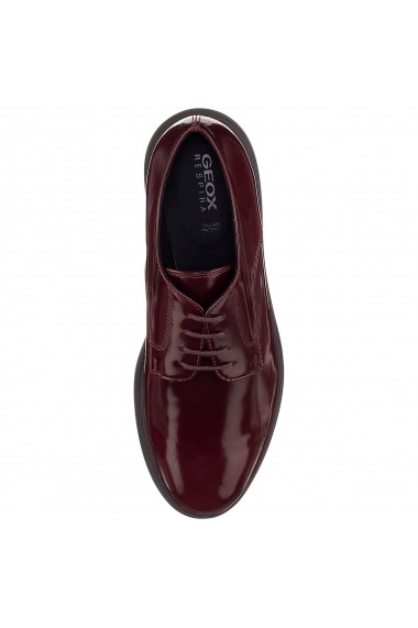 Pantofi GEOX GFI174 bordo