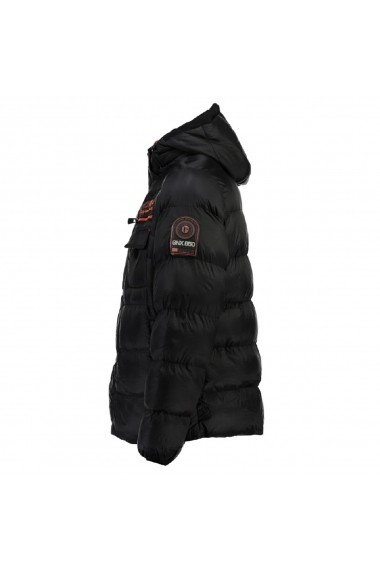 Geaca GEOGRAPHICAL NORWAY GFM970 negru - els