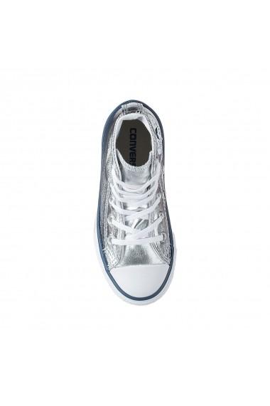 Pantofi sport CONVERSE GFN649 argintiu