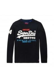 Bluza SUPERDRY GGX809 negru - els