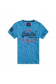 Tricou SUPERDRY GGX758 albastru