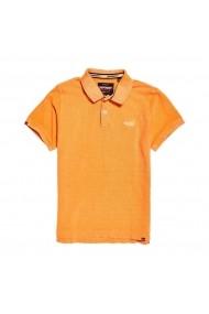 Tricou Polo SUPERDRY GGO062 portocaliu