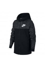 Jacheta sport pentru copii NIKE GFI677 negru - els