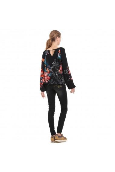 Bluza DESIGUAL GFH411 Neagra - els