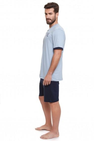 Pijama Lee Cooper MAS-LC00006829 Gri