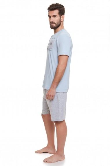 Pijama Lee Cooper MAS-LC00008940 Gri