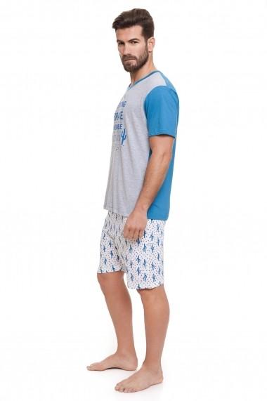 Pijama Lee Cooper MAS-LC00009029 Gri