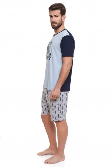 Pijama Lee Cooper MAS-LC00009040 Gri