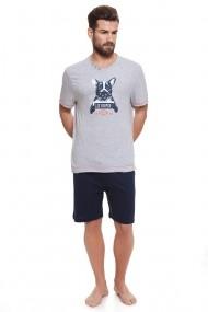 Pijama Lee Cooper MAS-LC00009529 Gri