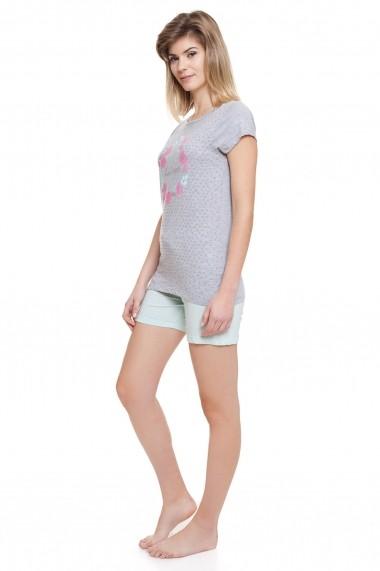 Pijama Lee Cooper MAS-LC00005629 Gri