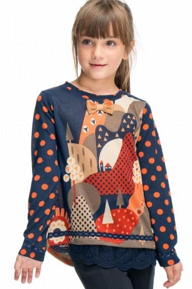Bluza Rosalita Senoritas 6116112237 multicolor - els