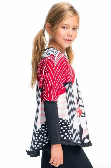 Bluza Rosalita Senoritas 6116122137 multicolor - els