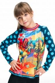 Bluza Rosalita Senoritas 6116242237 multicolor - els