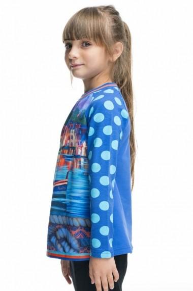Bluza Rosalita Senoritas 6116352237 albastru - els