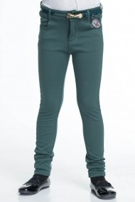 Pantaloni Rosalita Senoritas 6116501803 verde - els