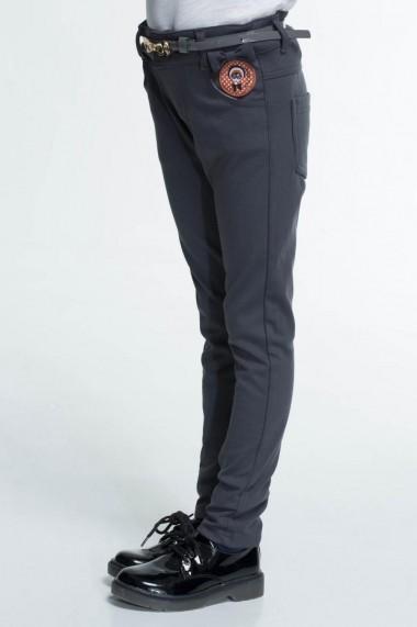 Pantaloni Rosalita Senoritas 6116501816 gri - els