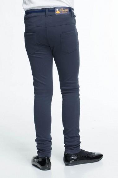 Pantaloni Rosalita Senoritas 6116501820 bleumarin - els