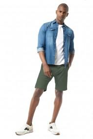 Pantaloni scurti Jimmy Sanders 19S SRTM23011 Kaki