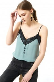 Top Jimmy Sanders 19S SHTW53027 Bleu