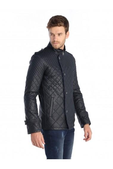 Jacheta din piele Sir Raymond Tailor SI6637344 bleumarin