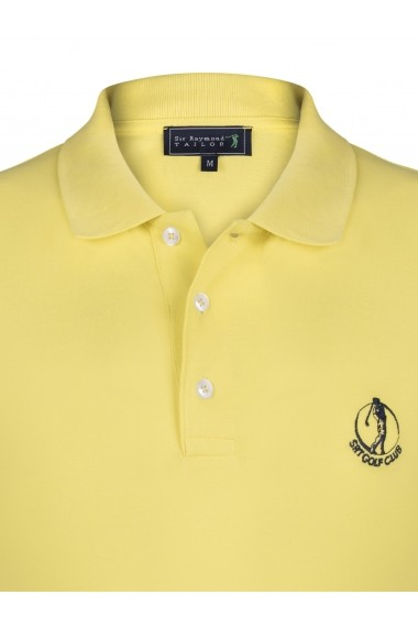 Tricou Polo Sir Raymond Tailor SI2279437 galben