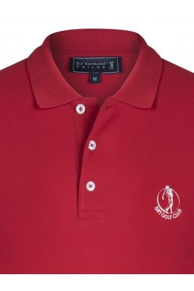 Tricou Polo Sir Raymond Tailor SI9418812 rosu