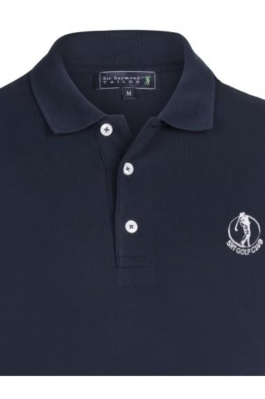 Tricou Polo Sir Raymond Tailor SI3936420 bleumarin