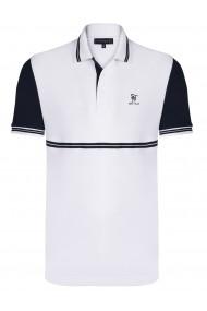 Tricou Polo Sir Raymond Tailor SI5552811 alb