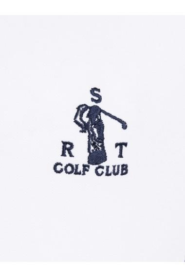 Tricou Polo Sir Raymond Tailor SI8853961 alb
