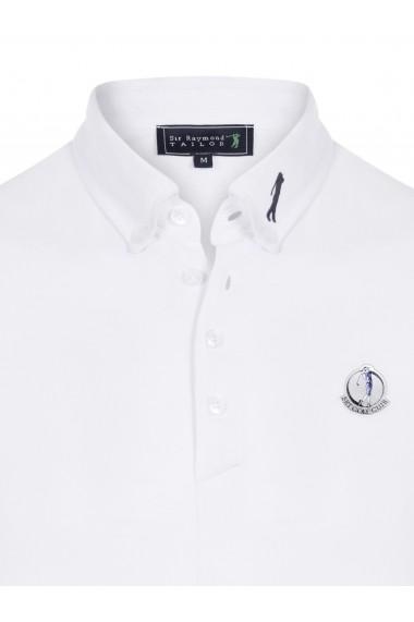 Tricou Polo Sir Raymond Tailor SI4072947 alb