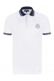 Tricou Polo Sir Raymond Tailor SI8490684 alb