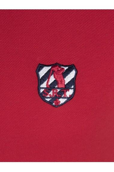 Tricou Polo Sir Raymond Tailor SI4454441 rosu