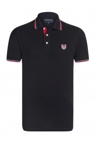 Tricou Polo Sir Raymond Tailor SI2698118 negru
