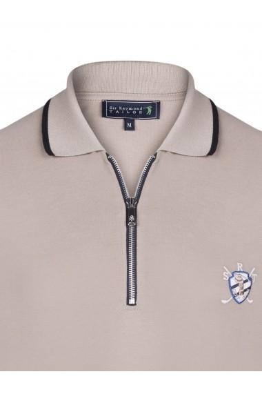 Tricou Polo Sir Raymond Tailor SI1103485 maro