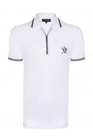 Tricou Polo Sir Raymond Tailor SI2671251 alb