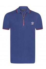 Tricou Polo Sir Raymond Tailor SI8671618 bleumarin