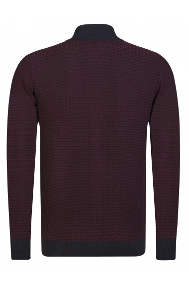 Cardigan Sir Raymond Tailor SI4823040 Bordo - els