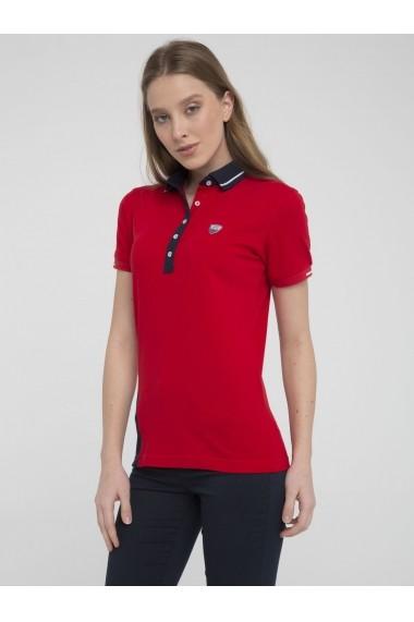 Tricou Polo Sir Raymond Tailor MAS-SI2386011 Rosu
